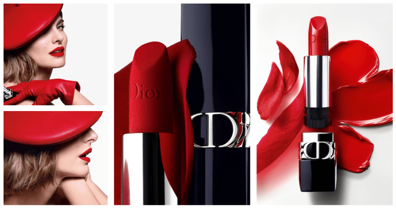 Rouge Dior The New Couture Lipstick - BeautyVelle | Makeup News