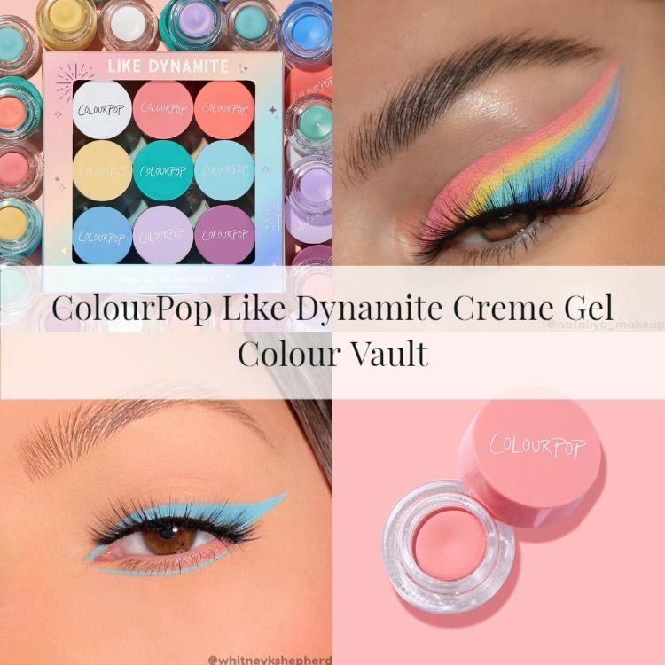 ColourPop Like Dynamite Creme Gel Colour Vault