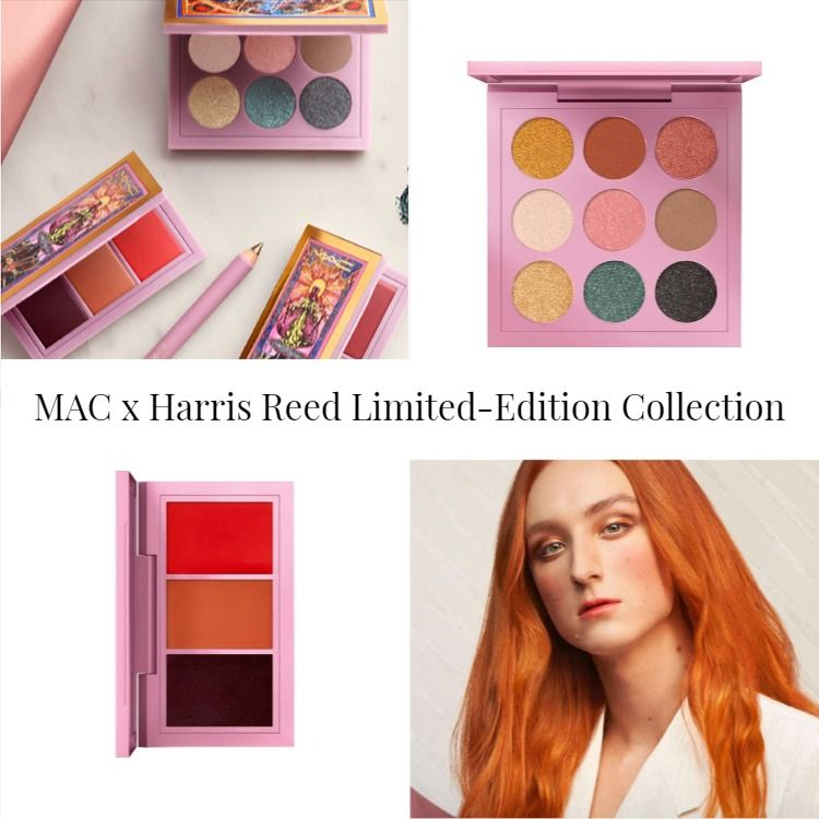 MAC x Harris Reed Limited-Edition Collection