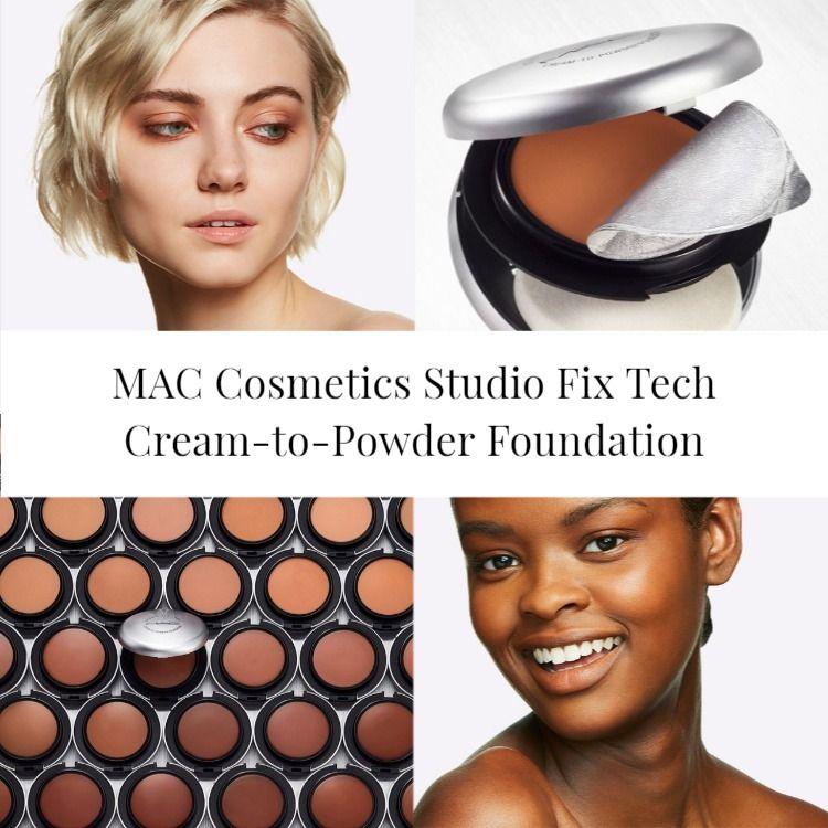 MAC Cosmetics Studio Fix Tech Cream-to-Powder Foundation - BeautyVelle |  Makeup News