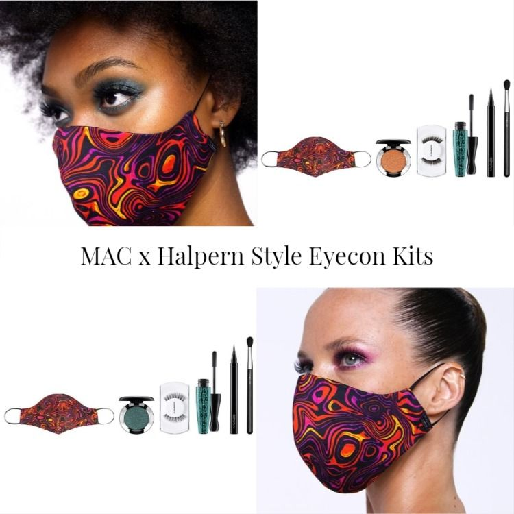 MAC x Halpern Style Eyecon Kits