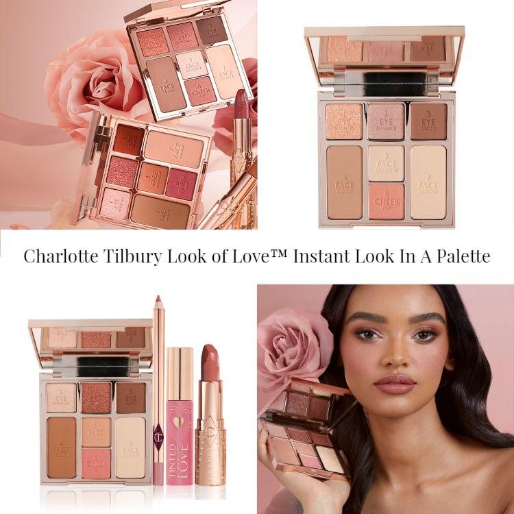 Charlotte Tilbury Look of Love™ Instant Look In A Palette