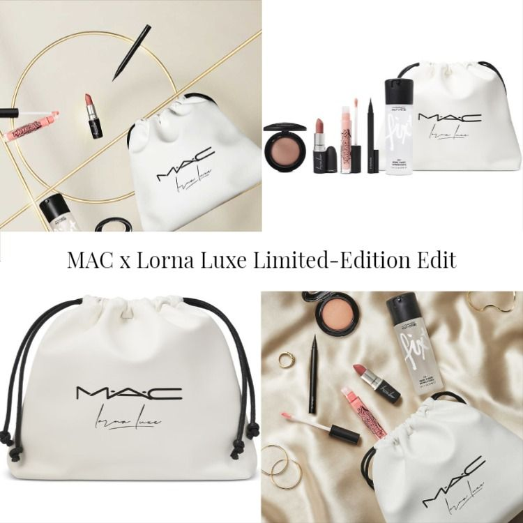 MAC x Lorna Luxe Limited-Edition Edit