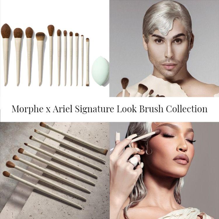 Morphe x Ariel Signature Look Brush Collection