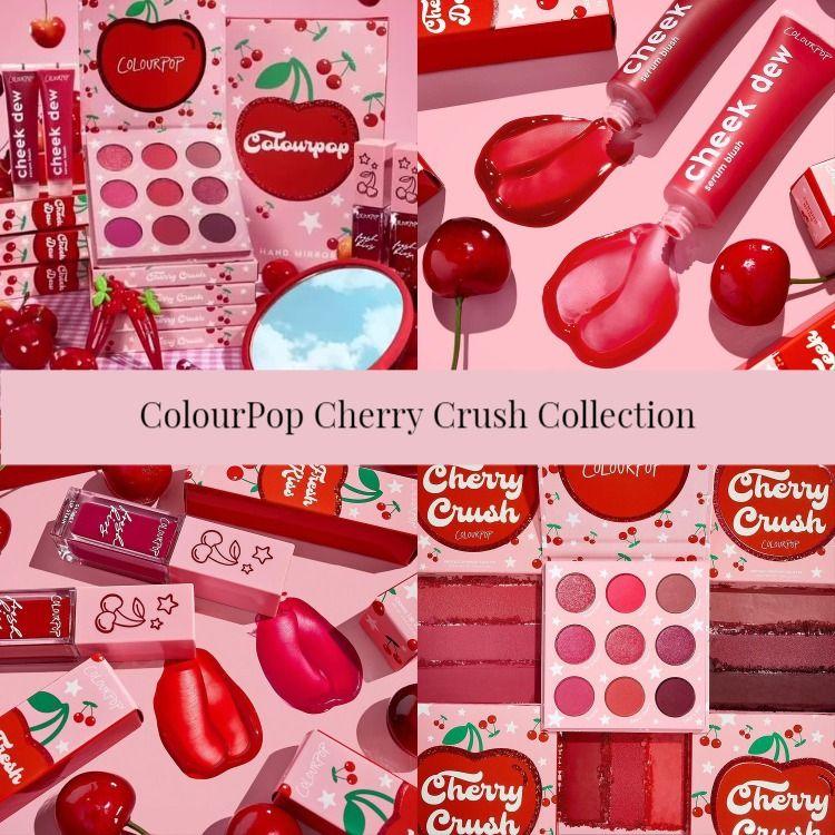 Sneak Peek! ColourPop Cherry Crush Collection
