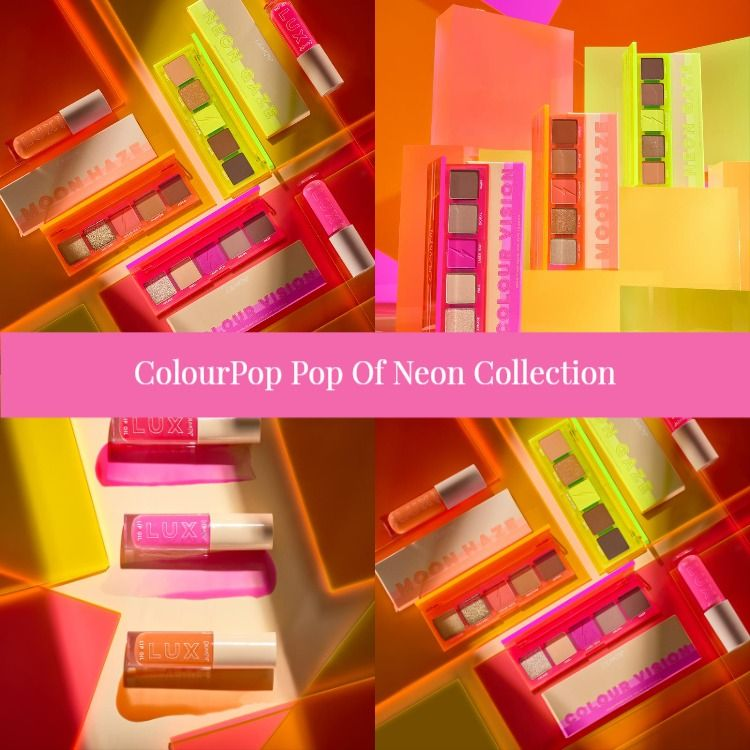 ColourPop Pop Of Neon Collection