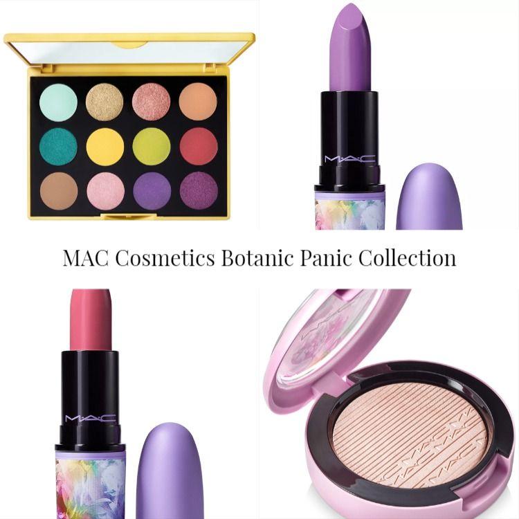 MAC Cosmetics Botanic Panic Collection