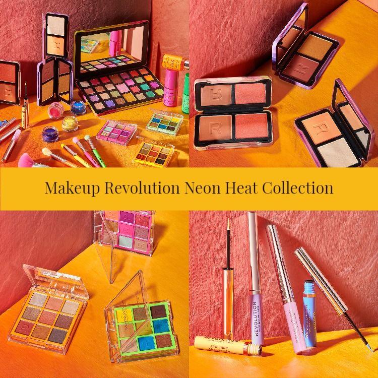 Makeup Revolution Neon Heat Collection