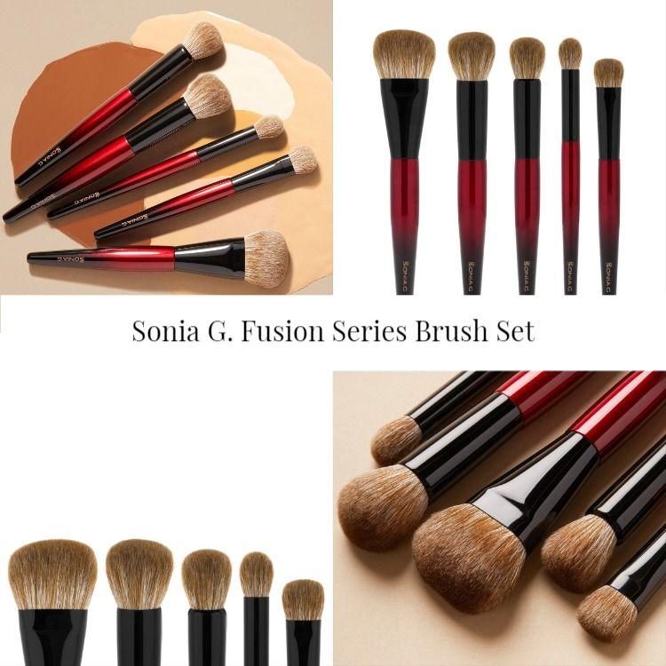 Sonia G. Fusion Series Brush Set