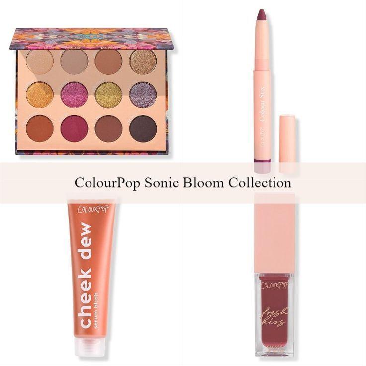 ColourPop Sonic Bloom Collection