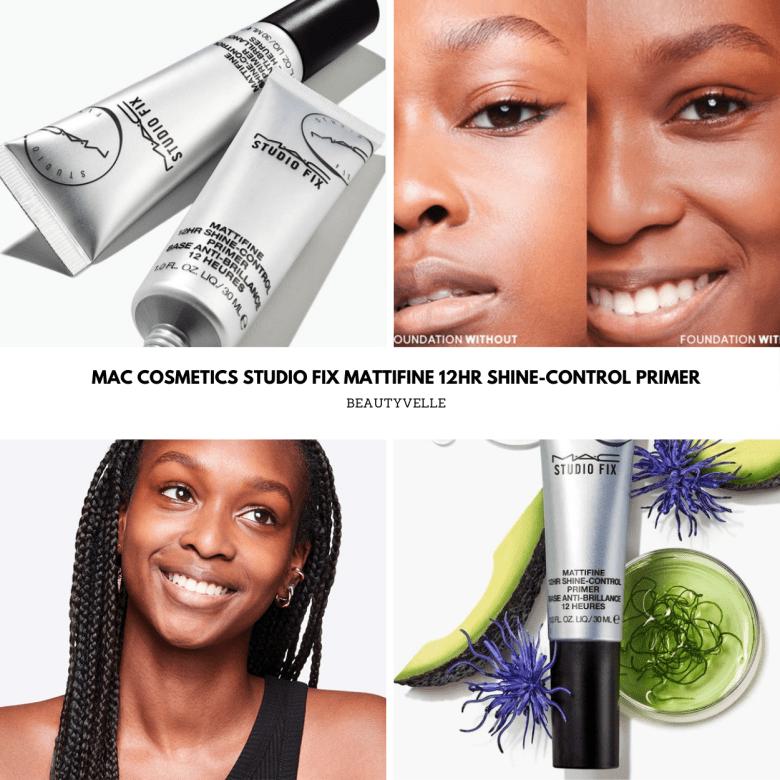MAC Cosmetics Studio Fix Mattifine 12Hr Shine-Control Primer