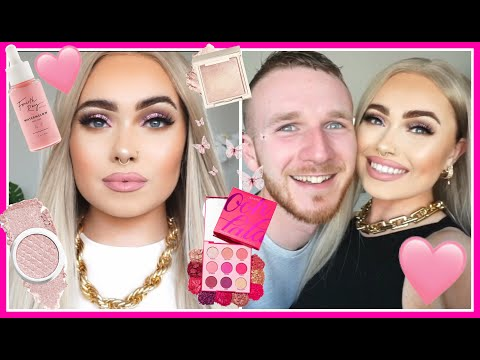 DATE NIGHT GET READY WITH ME   SKINCARE, MAKEUP + HAIR 💕