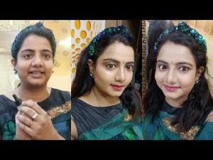 Step-by-step Self Make-up Tutorial தமிழில் | Make-up Guidelines and Programs | Arthi Balaji