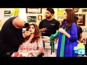 Lips Makeup Techniques By Makeup Artist Waqar | Enticing Morning Pakistan