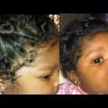 BABY HAIR CARE | EASY MINI BANTU KNOTS