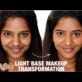"""Easy,Straightforward Flawless Defective Routine for Beginners-Wait on to basics-""""No make-up""""make-up LOOK-TTT"""