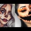 🎃Top 15 Easy Halloween Makeup Tutorials Compilation 2019 DIY   Enjoyable Scary Involving Makeup Solutions