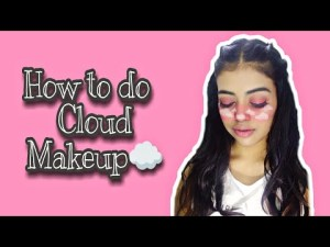 Cloud Make-up☁️|Viral Make-up Tutorial❤️|Instagram make-up |Easy Strategies|Krutika|Unstoppable woman
