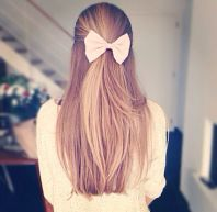 cabelo-laço-penteado-liso-bela-center