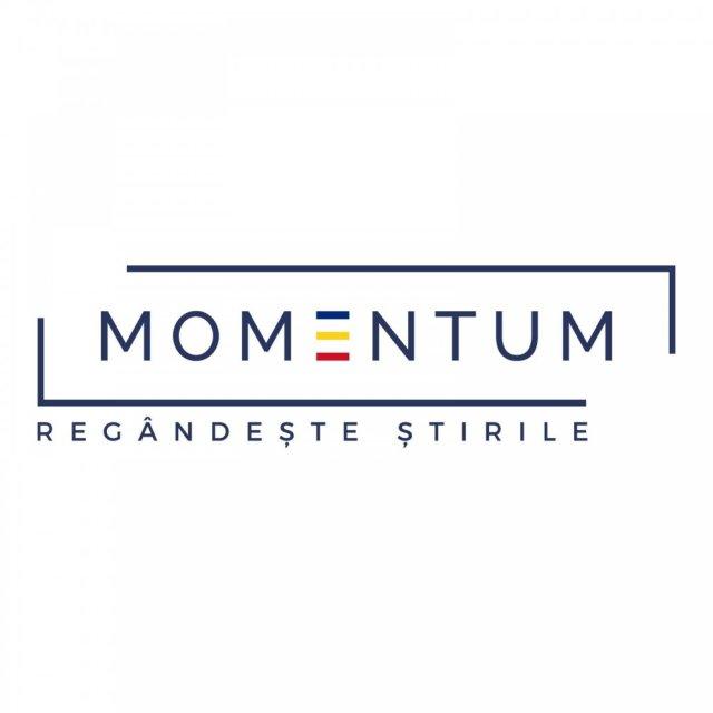 site de stiri online Momentum