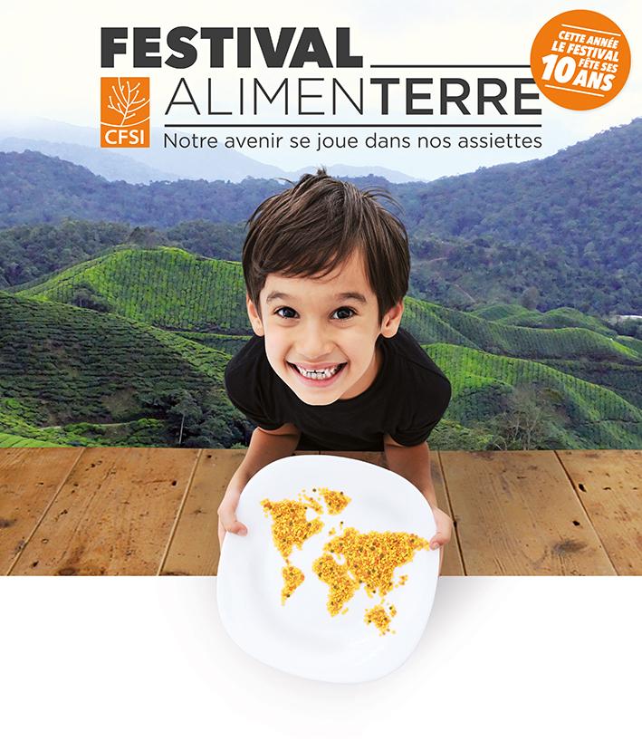Projections de films dans le cadre du festival Alimenterre 2017