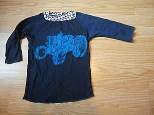 Un tee-shirt recomposé @ Ecospace | Beauvais | Hauts-de-France | France