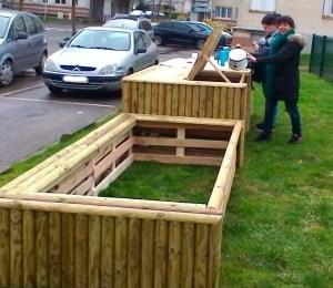 Goûter compost à  St Lucien @ Site de compostage St Lucien