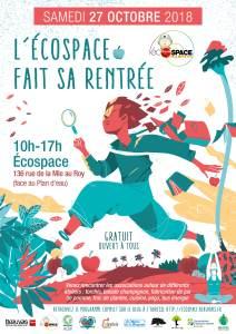 L'ecospace fait sa rentrée @ Ecospace