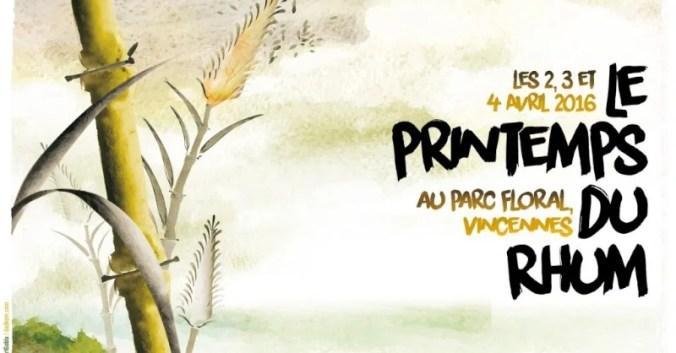 Blog Beaux-Vins printemps rhum paris avril evenement