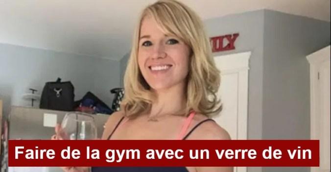 Blog vin Beaux-Vins dégustation vin sport gym avril Storey