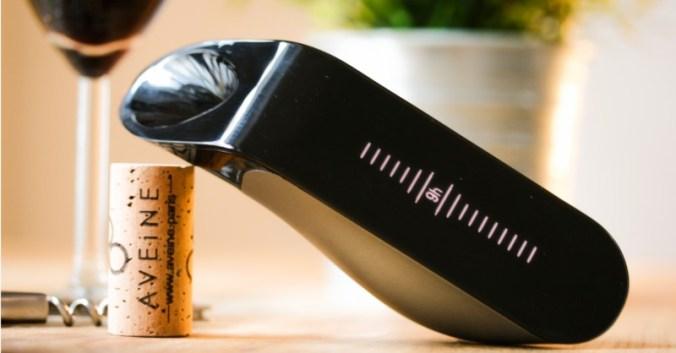 Beaux-Vins blog vin aérateur connecté aveine innovation technologie