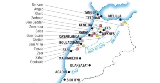 blog vin beaux-vins vignoble maroc