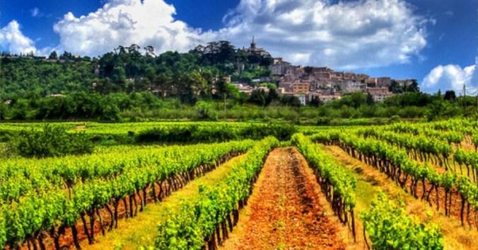 blog vin beaux-vins geographie vignoble provence