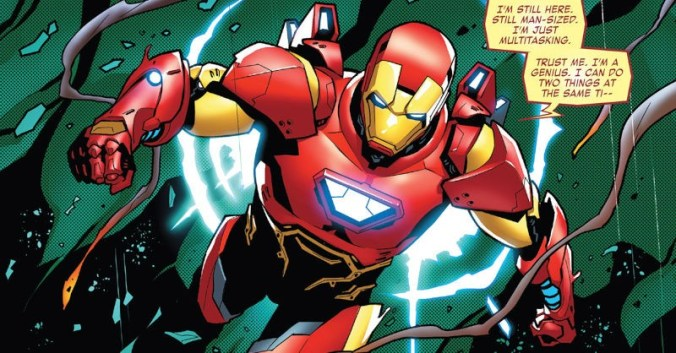 blog vin super-heros iron man