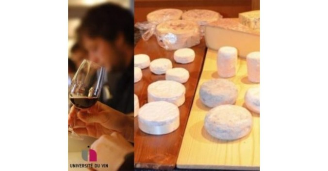 Matinee Vins et Fromages Universite du vin Lyon