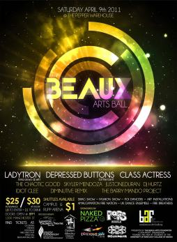 Beaux Arts Ball 2011: April 7, 2011.