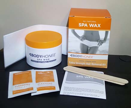 Get Silky Smooth Skin with BodyHonee Wax Kits! #BodyHoneeWax