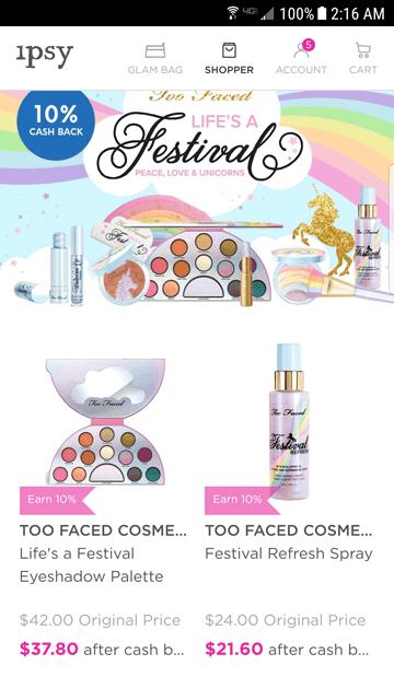 February 2018 Ipsy Glam Bag – Beaux Beauty