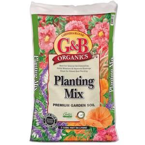 G&B Organics Planting Mix