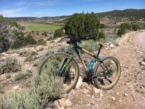 Beaver Dam Gravel Grinder Participant bike Lance 2017r