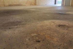 Warehouse Floor