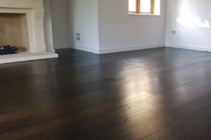 Bespoke wood floor