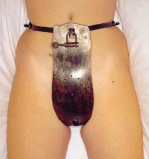 A woman with a chastity belt (cbelt.jpg--350x374)