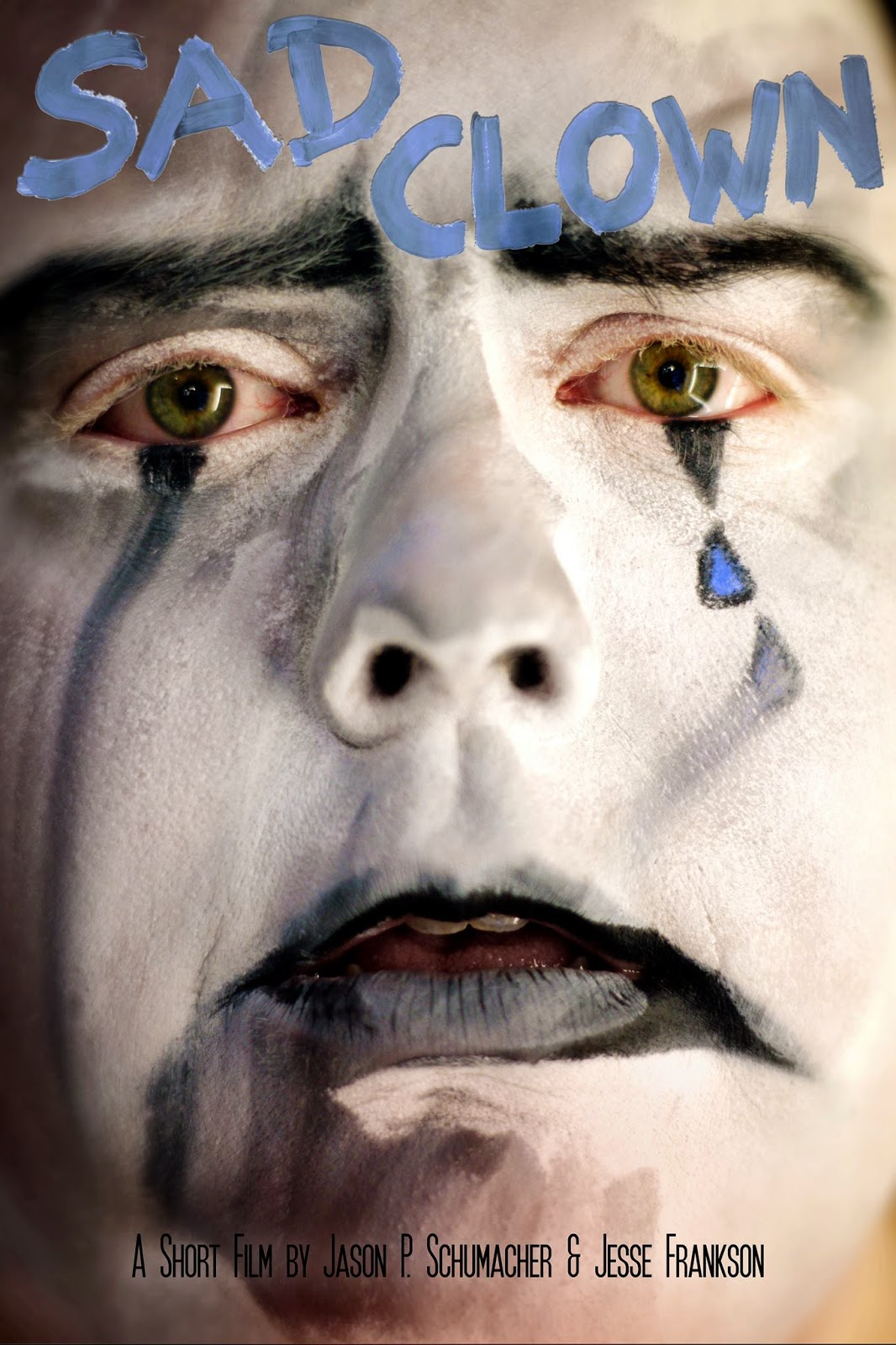 Sad Clown poster