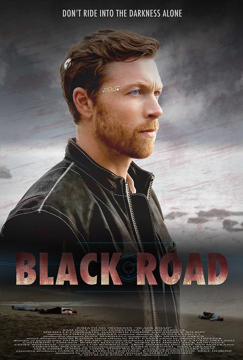 black road poster sm