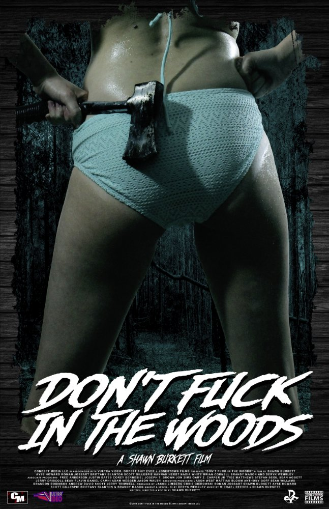 dont fuck in the woods