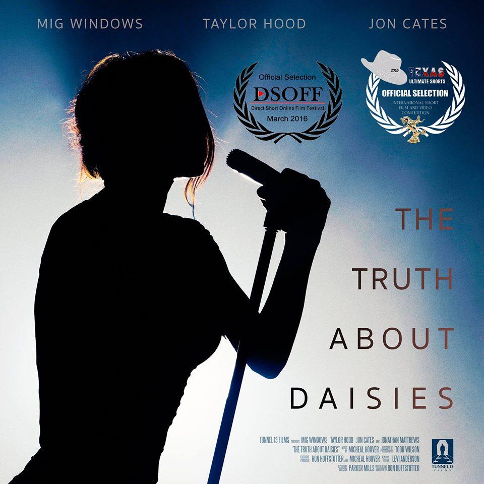 daisies poster w laurels 1