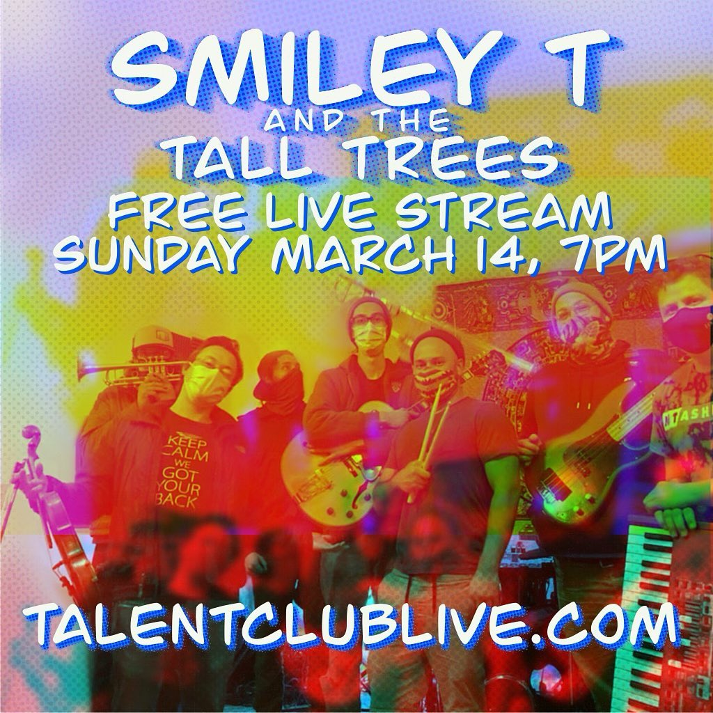 smiley t and the small trees