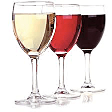 Annual Wine Raffle