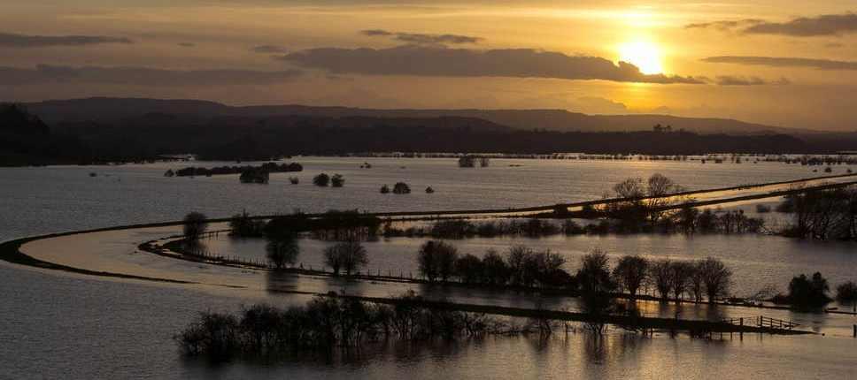 Somerset floods. Credit: Getty